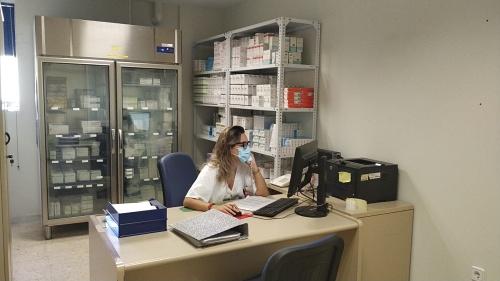 Torrecárdenas realiza más de 1.000 envíos de medicación a domicilio