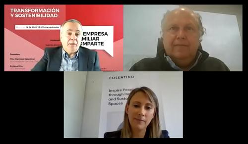 Pilar Martínez-Cosentino asegura COVID ha acelerado transformación hacia modelos más sostenibles