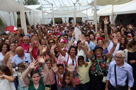 El Ayuntamiento de Vera cancela su Feria de septiembre en honor a San Cleofás