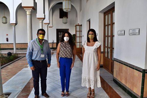 Rocío Ruiz anuncia que ya se ha iniciado la readjudicación del centro de día de Fiñana