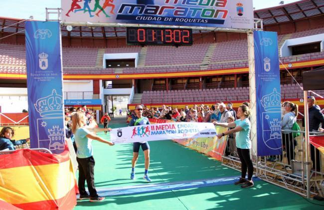 """Abiertas las inscripciones para la """"III Media Maratón Ciudad de Roquetas"""""""