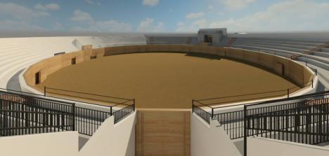 La Plaza de Toros de Laujar será escenario cultural y deportivo