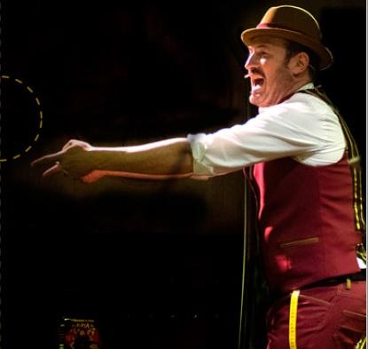 Alex O'Dogherty traerá su 'Imbecil' al Teatro Cervantes de Almería