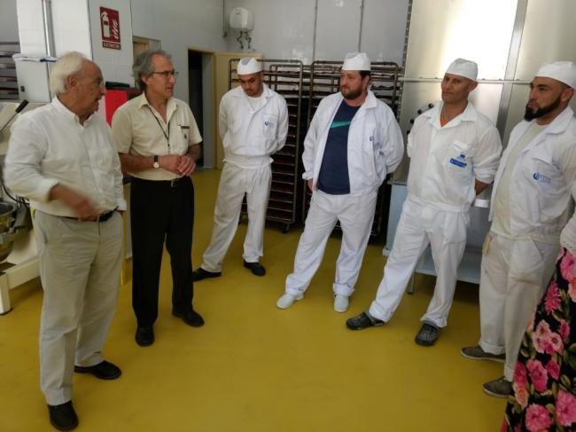 El centro penitenciario de 'El Acebuche' abre panadería propia