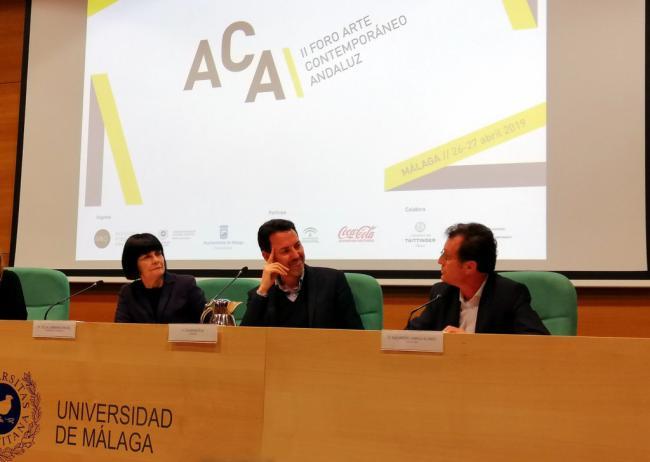 Dos empresas de Almería en el II Foro de Arte Contemporáneo Andaluz ACA'19