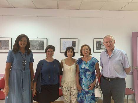 Elena Pedrosa muestra los vestigios de la guerra Balcánica en Mostar