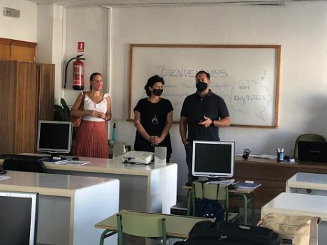 Diputación inicia en Macael el curso 'Formación para emprender'