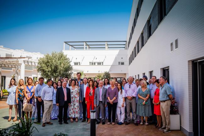 La residencia de mayores Mirasierra Aguadulce comienza su andadura con 116 plazas