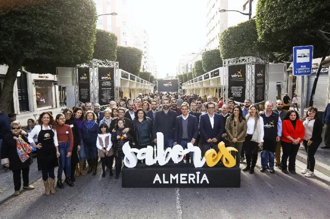 Un Paseo por 'Sabores Almería' en su VI Feria