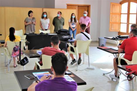 Diputación forma a jóvenes emprendedores en marketing digital para impulsar sus proyectos