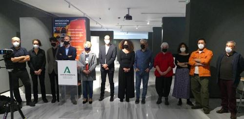 """El Museo de Almería acoge el encuentro """"Innoacción Microlabs"""""""