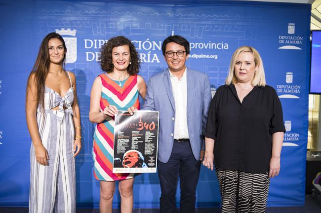 El Flamenco 340 Festival llenará Rodalquilar con un guiño a Jerez de la Frontera
