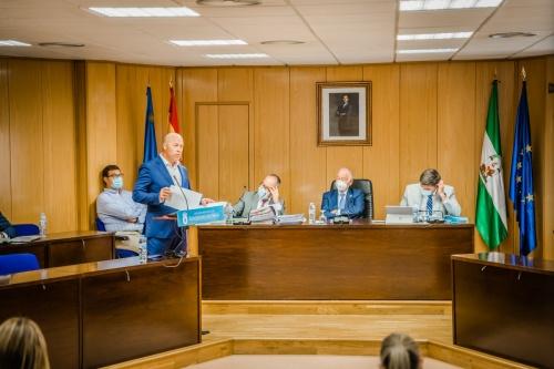 PSOE e IU de Roquetas no apoyan en la exención de la tasa de terrazas para hostelería