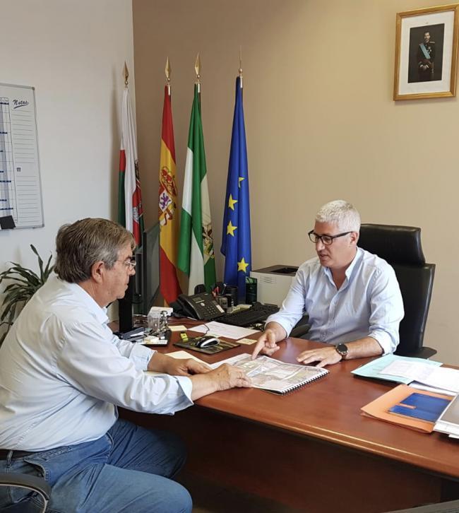 Huércal de Almería prepara la construcción de un gran parque periurbano