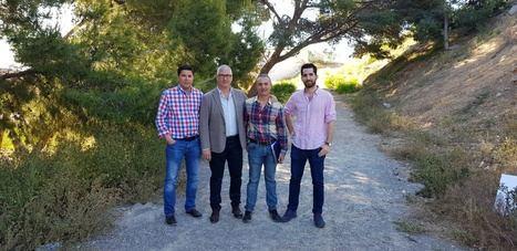 Comienzan las obras para la nueva zona Parkour de Huércal de Almería
