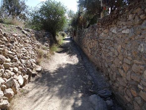 Tíjola contará con un 'Itinerario Saludable' gracias a la Diputación