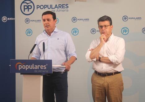 El PP exigirá al Gobierno su colaboración en la puesta en valor de la Geoda de Pulpí