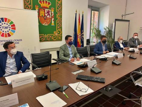 """Javier A. García advierte en la FEMP """"que los problemas de Ayuntamientos no se resuelven con marketing"""""""