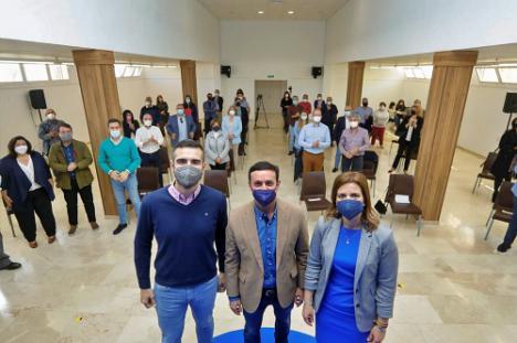 El candidato a presidir el PP de Almería propone un