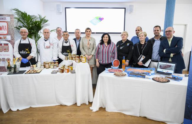 Poniente y Bajo Andarax muestran sus productos en las Jornadas Provinciales