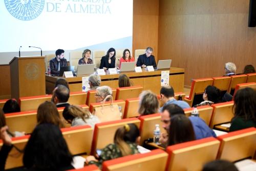 Paola Laynez pone en valor la labor de los trabajadores sociales
