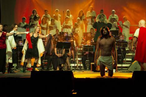 """""""Jesucristo Superstar"""" recibe una cálida ovación en San José"""