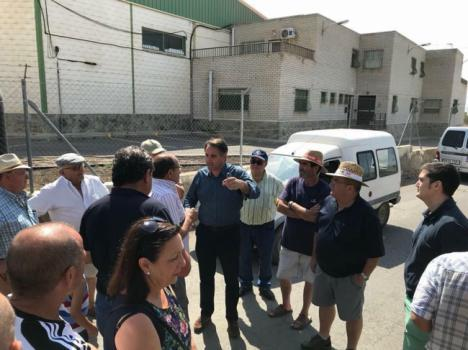 El Ayuntamiento mejorará cerca de tres kilómetros de caminos rurales en La Cañada