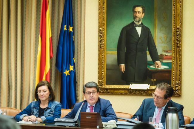 Matarí preside en el Congreso la comisión de Seguridad Vial