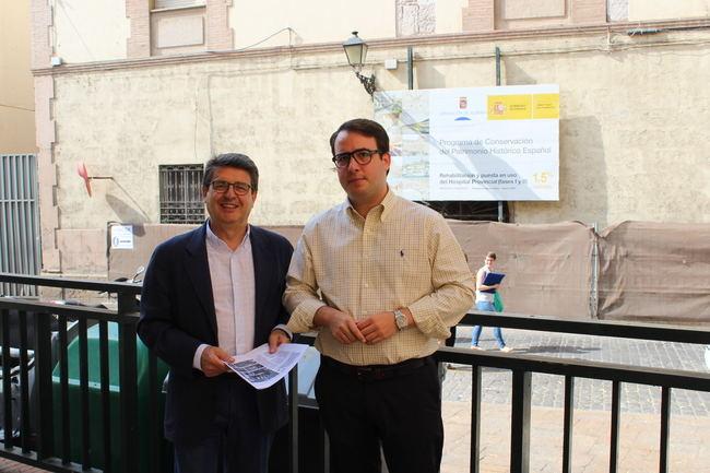 El Gobierno central aún no ha ingresado sus 3 millones para reformar el Hospital Provincial