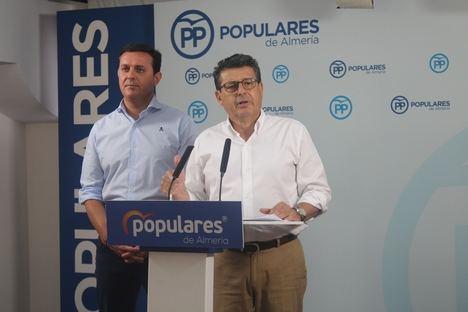 El PP pide magistrados para los juzgado de El Ejido y Roquetas