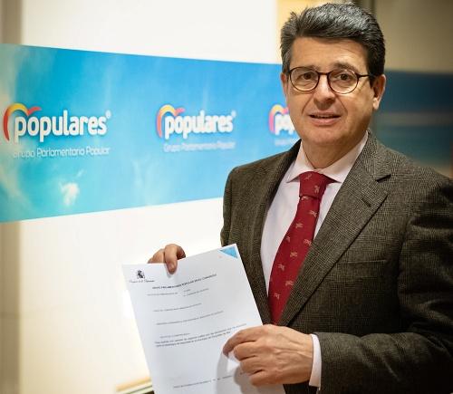 El PP pide explicaciones sobre la seguridad en Roquetas de Mar