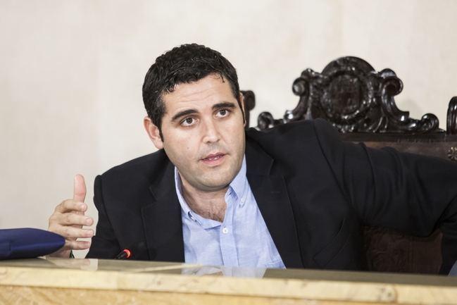 Alonso acusa a la Junta de Andalucía de perjudicar sistemáticamente a Almería por razones partidistas