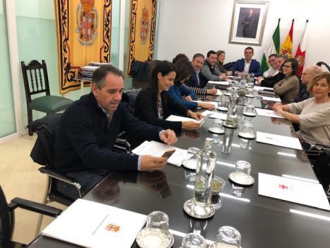 El Ayuntamiento contrata el proyecto 'Almería T-Integra con Empleo'
