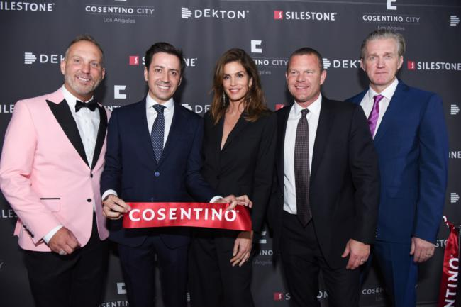"""Grupo Cosentino inaugura un nuevo """"City"""" en Los Ángeles"""