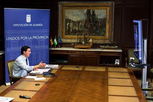 El 'Plan Almería' recoge el diálogo 'de todos' los grupos políticos y agentes sociales