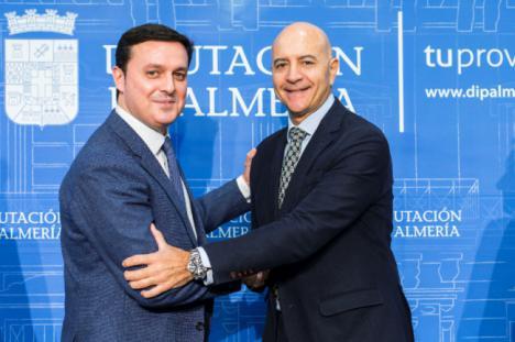Diputación y Cámara sellan dos acuerdos para el desarrollo empresarial de Almería