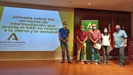Andalucía Orienta conocen las novedades en Formación Profesional para el Empleo