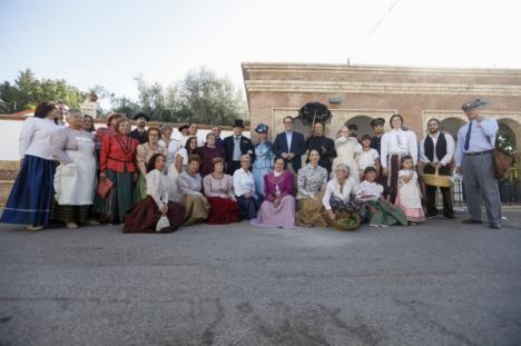 Viaje en el tiempo con la XVII Muestra de Oficios Antiguos Terque