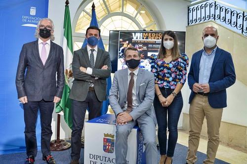 La VI Reunión 'Medicina y Deporte' regresa para consolidar Almería como capital de investigación
