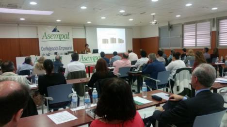 Asempal celebra en Roquetas de Mar una jornada sobre promoción de la salud en el trabajo