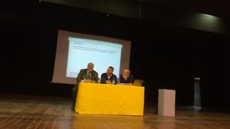 Diputación impulsa unas jornadas formativas para alcaldes y concejales