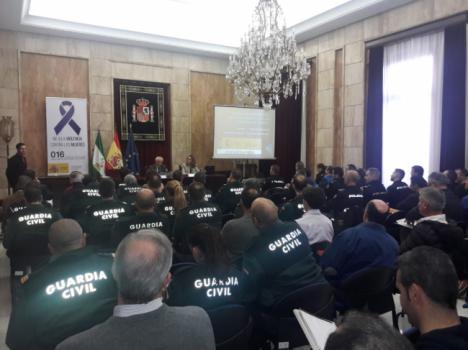 150 agentes se forman contra la violencia machista