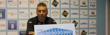 José Sevilla dimite como entrenador del primer equipo