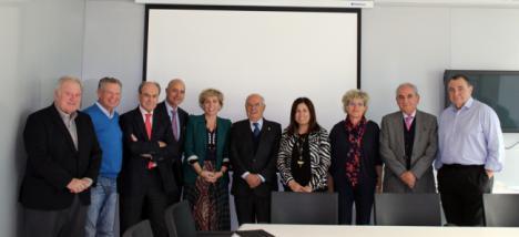 Vera Import y los presidentes de la Cámara de Comercio y Asempal se incorporan al Consejo Asesor del PITA
