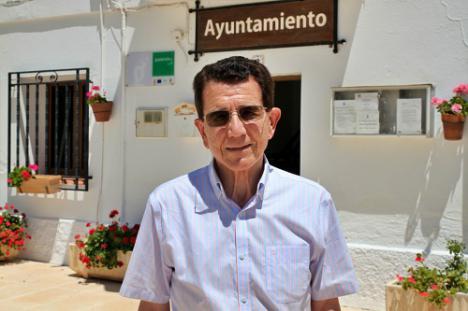 Juan Blas Martínez dimite como alcalde de Alcudia de Monteagud