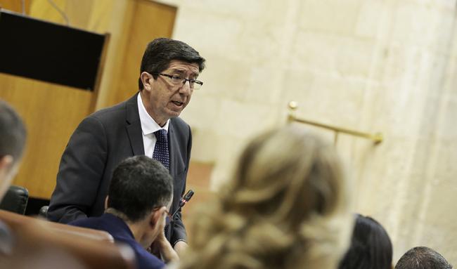Almería es la provincia andaluza que menos dinero recibirá para el PFEA