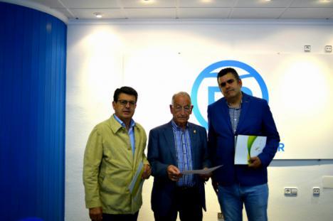 El PP reclama que el Gobierno cumpla con el cuartel de GC de Roqueas