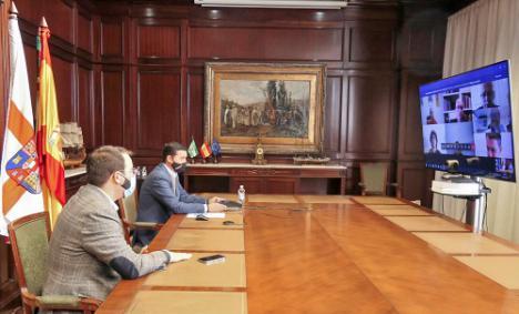 UNED Almería aprueba el primer presupuesto como Consorcio