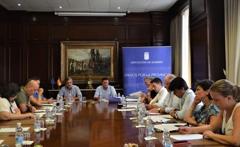 Diputación invierte 5,3 millones de euros en la mejora de la eficiencia energética de 12 municipios