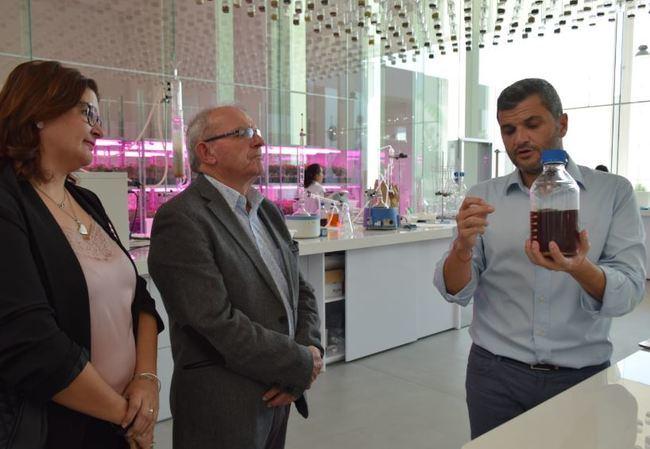 Bonilla: 'Kimitec Sitúa A Vícar En El Epicentro De La Investigación En Biotecnología De Europa'